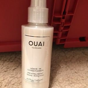 New and Never Opened Ouai Leave In Conditioner